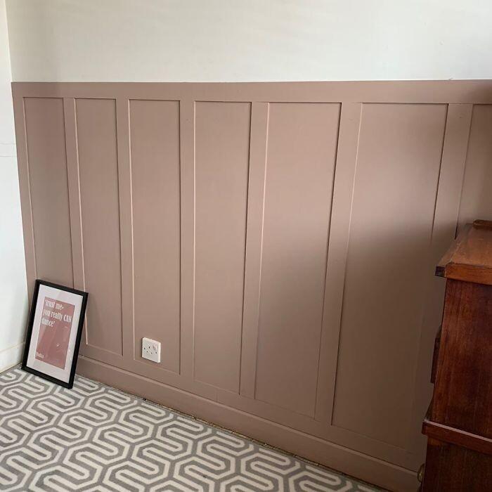 Мать разрешила 12-летней дочери сделать в доме ремонт - и поразилась результату для дома и дачи,интерьер