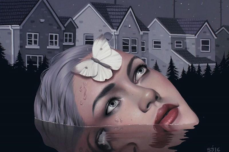 Канадская художница Сара Джонас