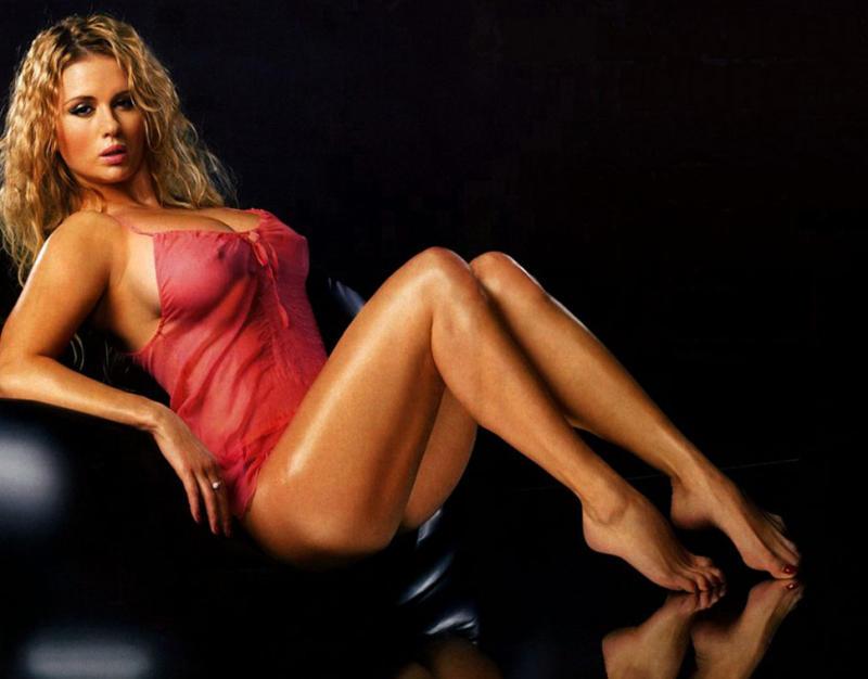 Анна  Семенович - самая  сексуальная девушка  Москвы