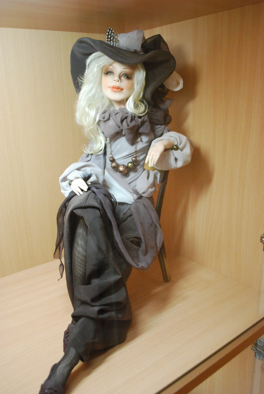 Куклы Елены Михайловой (Латвия)