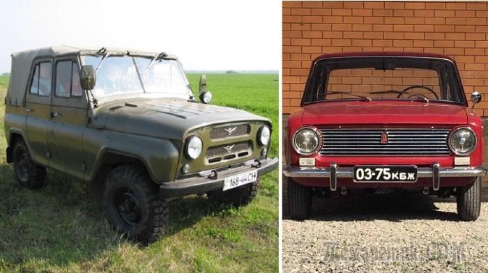 От «Козла» до «Копейки»: 10 советских машин с забавными народными прозвищами