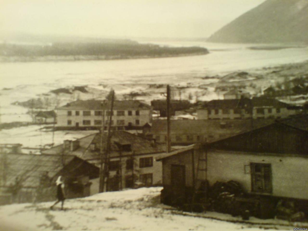Фото поселок ороек