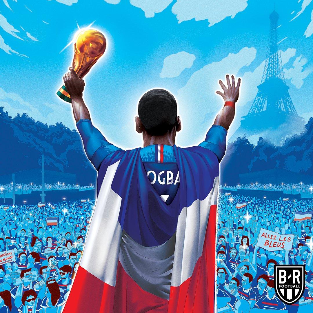 Впечатления от чемпионата мира