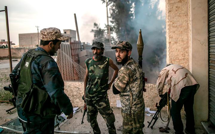 Москва взялась за ливийский вопрос с другой стороны геополитика