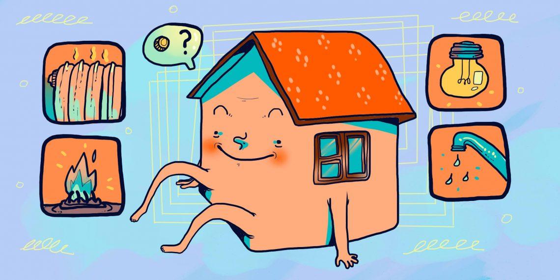 Можно ли не платить за ЖКУ, если вы прописаны в квартире, но не живёте там