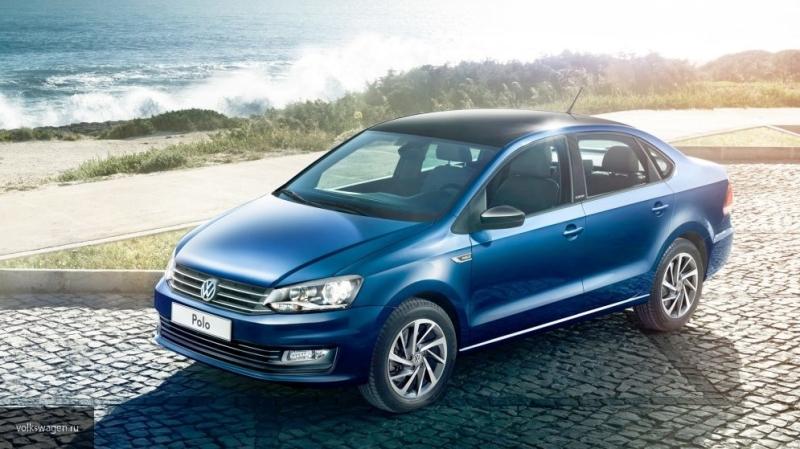 500-тысячный седан Volkswagen Polo выпустили в России