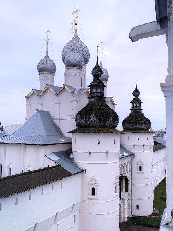 Ростов Великий — Кремль