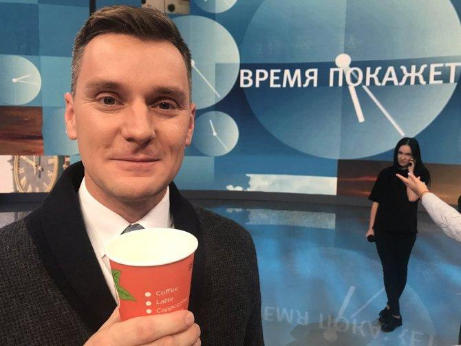 """Поляк в эфире российского ТВ назвал Украину неприступной """"крепостью из д*рьма"""" (Видео)"""