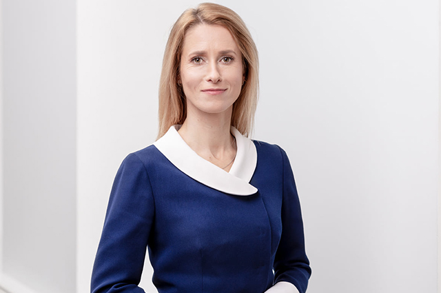 В Эстонии пост премьер-министра впервые в истории страны заняла женщина