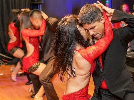 Латиноамериканские клубные танцы. Меренге