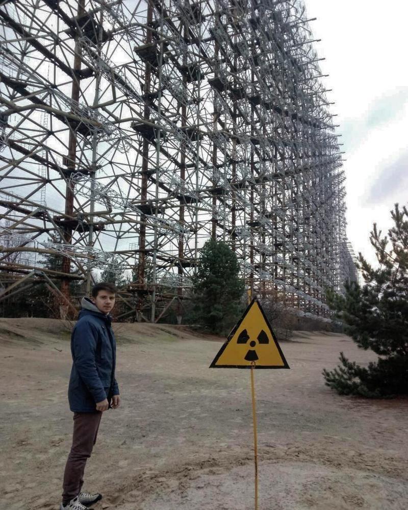Особенно такие каноничные, как, например, «Дуга» Припять, Чернобыль, зона, туризм, чаэс, экстрим