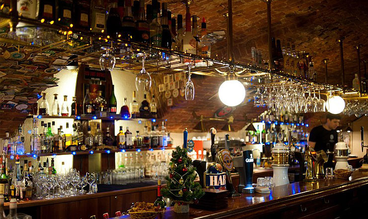James Cook pub & cafe, Невский проспект