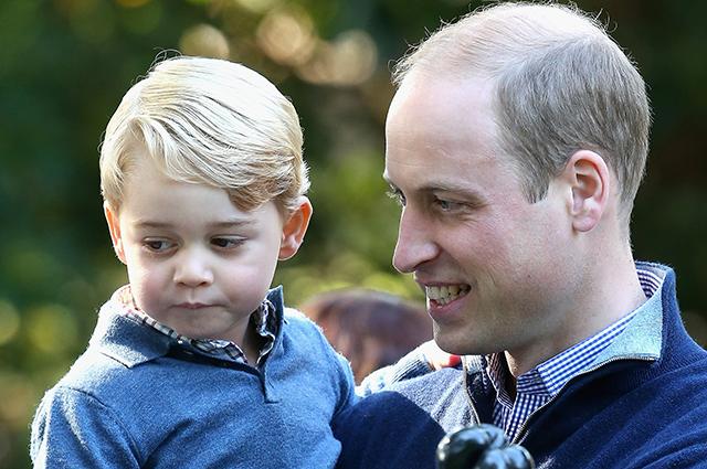"""Зоозащитники осудили принца Уильяма за присутствие его сына Джорджа на охоте: """"Это вредит его психике!"""""""