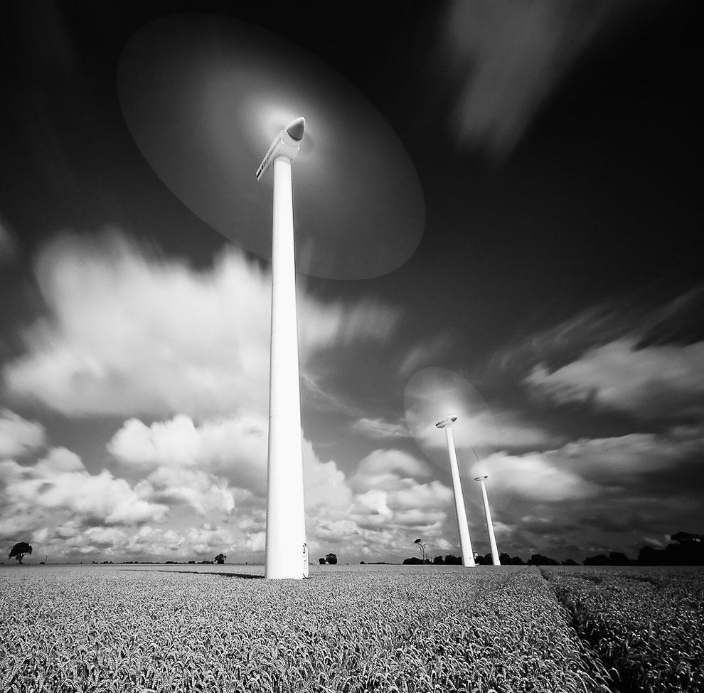 Сила ветра в нашей жизни