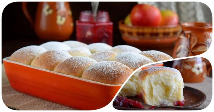 Дарья Цвек и ее классический рецепт воздушных булочек под названием «бухты»