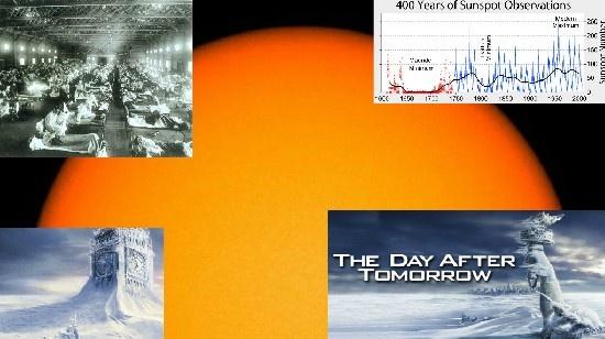 """Мартин Армстронг Предупреждает: """"Солнце охлаждается быстрее, чем все думали. Готовьтесь!!!"""""""