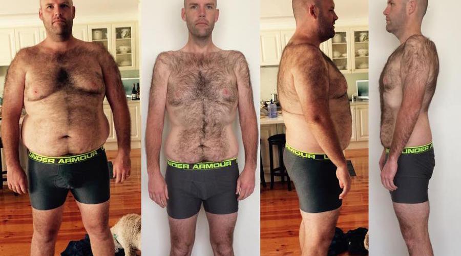 Мужчина весь год питался только картошкой, а потом показал фото своих изменений за 365 дней Культура