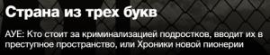 Предатели, или Навальный, «Новая газета» и другие промоутеры АУЕ в России