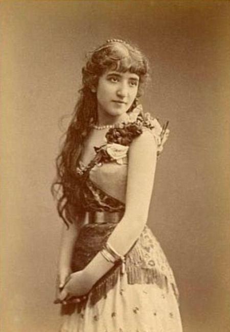 Парижские куртизанки XIX век…