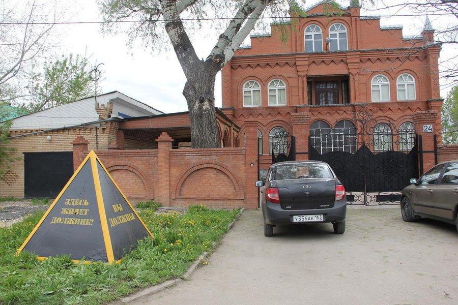 Самарские коммунальщики нашли метод борьбы с должниками