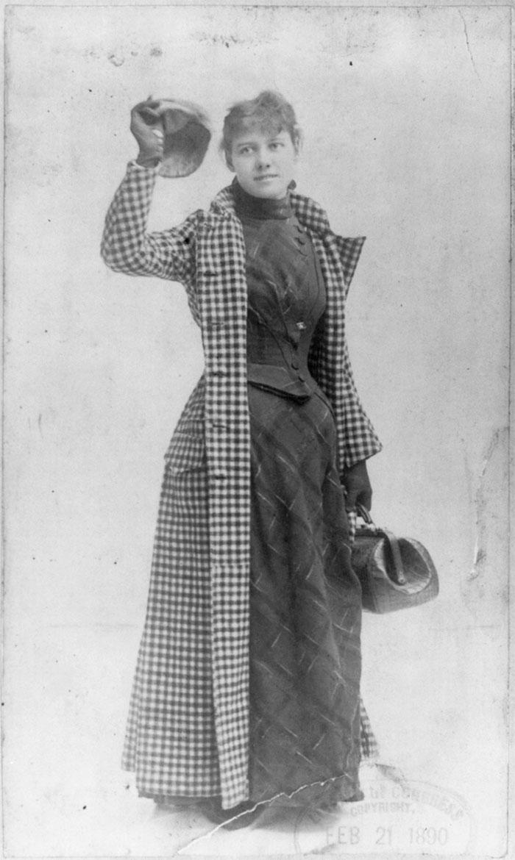 В XIX веке журналистка притворилась сумасшедшей, чтобы разоблачить пытки в психбольницах история
