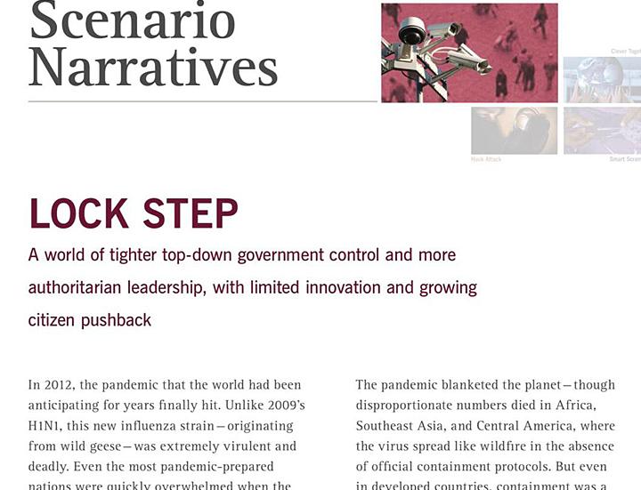 Подпольное глобальное правительство готовит цифровой коммунизм геополитика