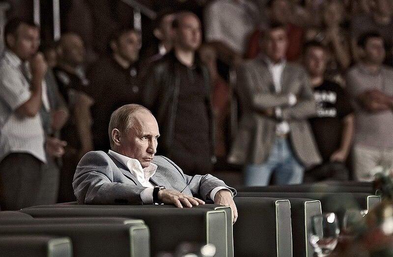 С кем вы остались, товарищ Путин?