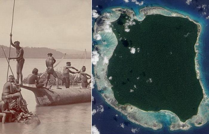 Без контактов с цивилизацией: Первобытное племя прожило 60 тысяч лет в изоляции