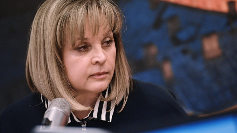 Пусть только попробуют: Памфилова не пустит Ищенко и Тарасенко на выборы в Приморье