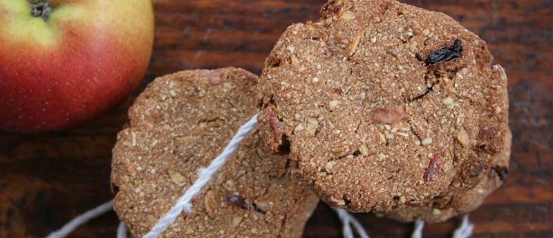 печенье без муки