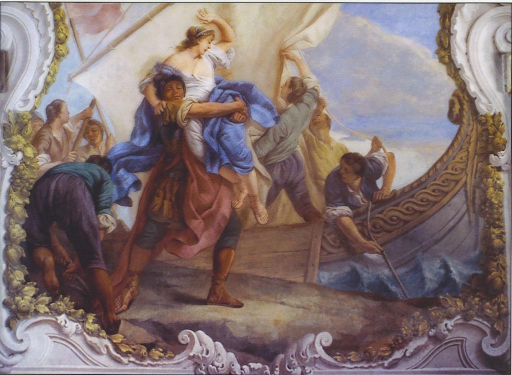 Калейдоскоп истории: что стало с Еленой Троянской после падения Трои