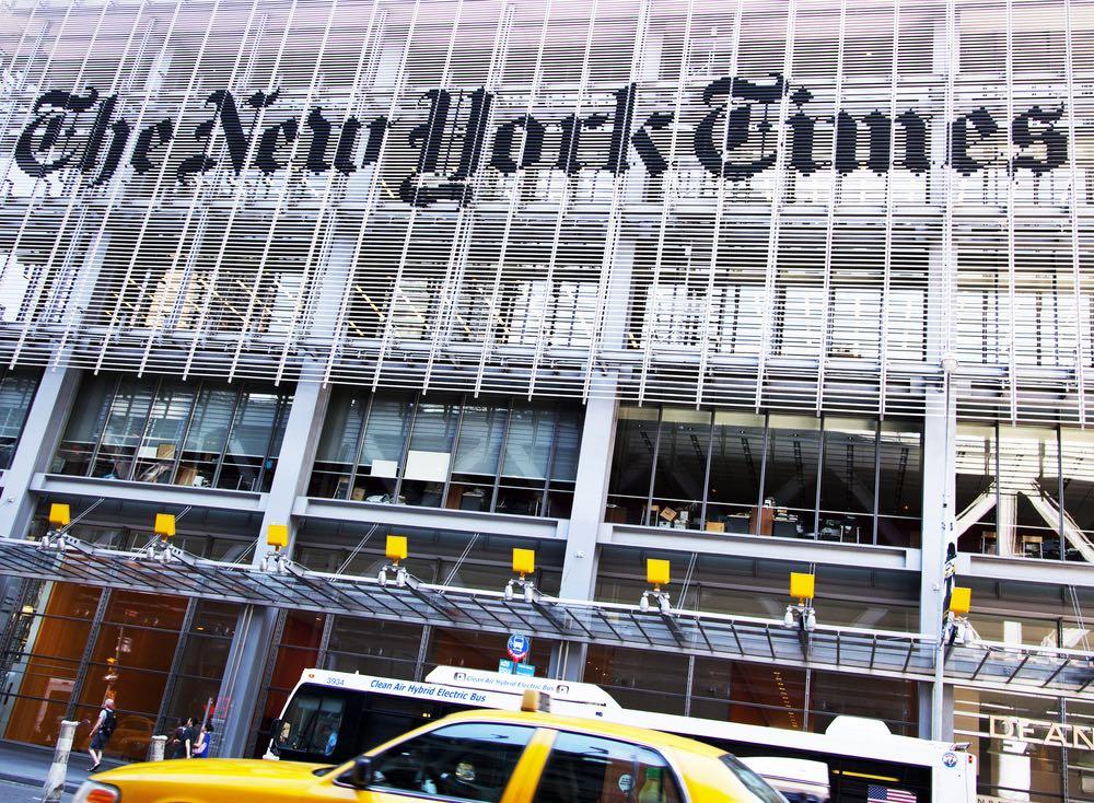 The New York Times отметила эффективность российского молодежного движения «Юнармия»