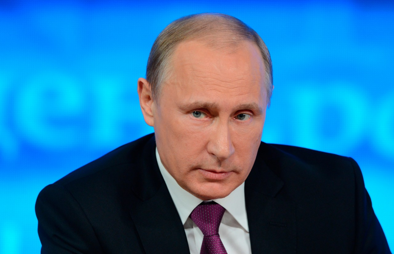 Путин включает Крым. Наконец-то!