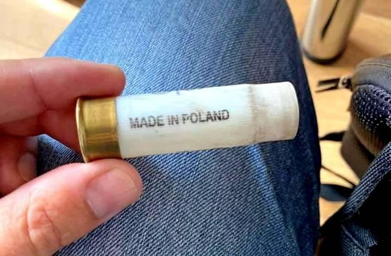 RP: Польские боеприпасы на протестах в Баларуси – это провокация Новости