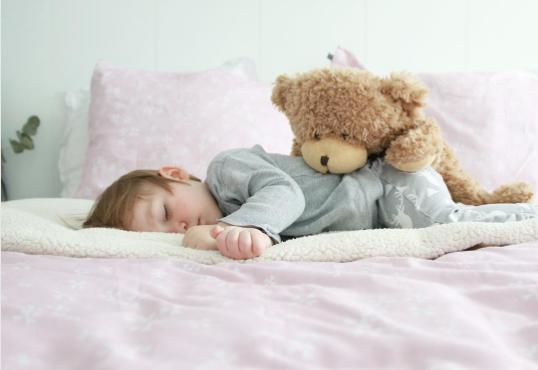 Детский мир. Восемь правил здорового сна от доктора Комаровского