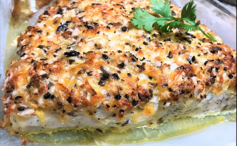 Нежная рыбка по-царски: новый вкус из доступных продуктов
