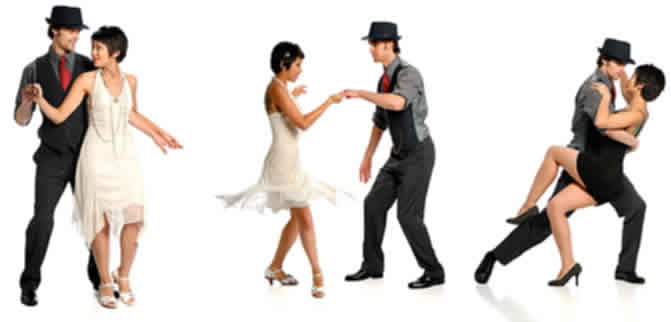 Основные виды современных танцев. Танец Чарльстон