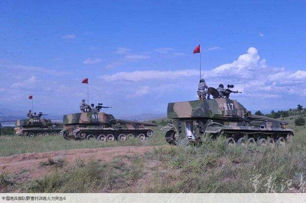 Истребитель танков Type 89/PTZ-89
