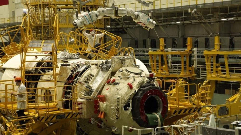 Модуль «Наука» позволит России сохранить свою часть МКС Общество