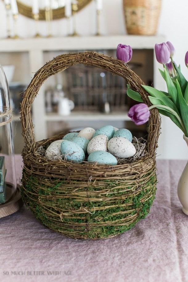 Милые Пасхальные украшения: создаем атмосферу весеннего праздника интерьер,рукоделие,своими руками,сделай сам