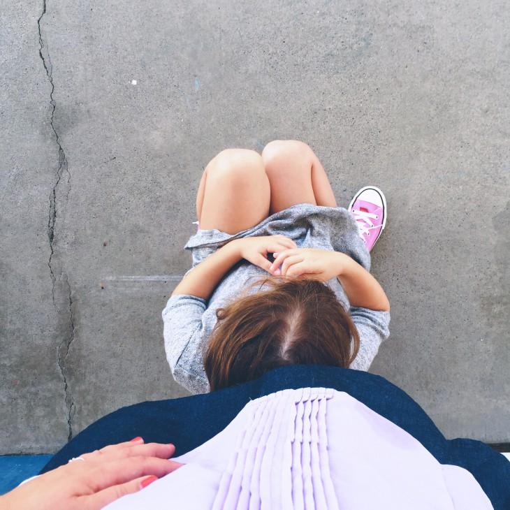 Откуда берутся истеричные дети: 10 главных ошибок родителей