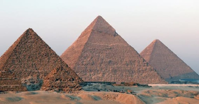 Неизвестные секреты пирамид история, пирамиды, тайны