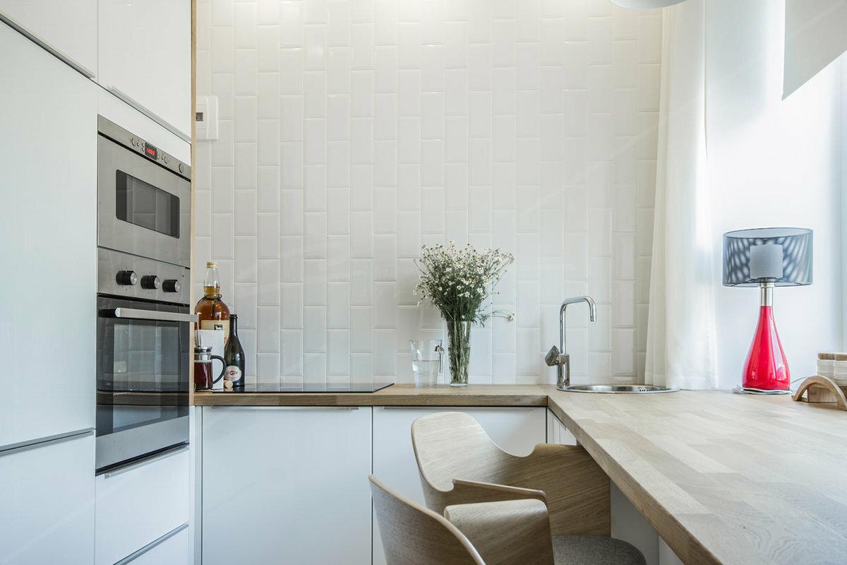 Три причины, по которым маленькие «хрущевские» кухни стали удобными для современных людей домашний досуг,интерьер,история,кухня