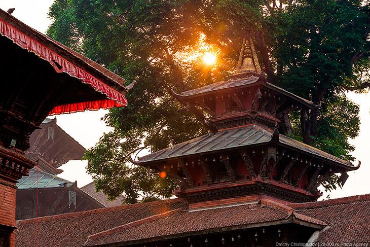 Катманду — столица и крупнейший город Непала