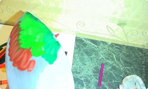 Картина, панно, рисунок, Мастер-класс Энкаустика: как я рисую утюгом Воск. Фото 5