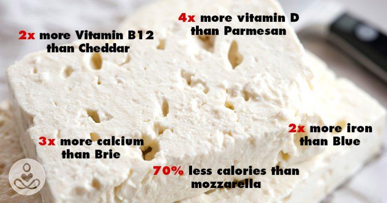 Фета: самый здоровый в мире сыр, о котором никто не говорит