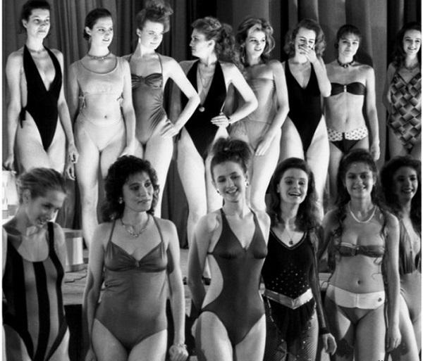 Без фотошопа и утиных губ: естественная красота девушек из Советского Союза