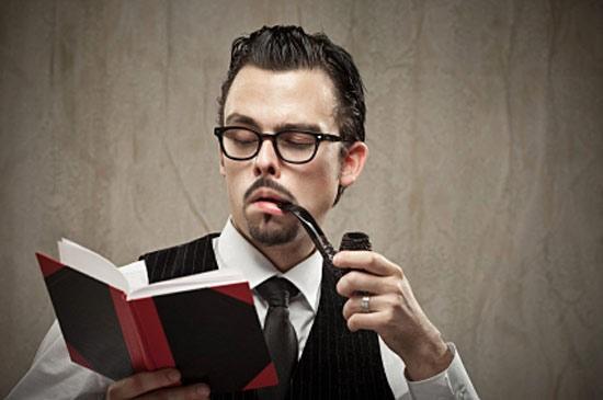 Как отличить настоящего интеллигента от быдла.