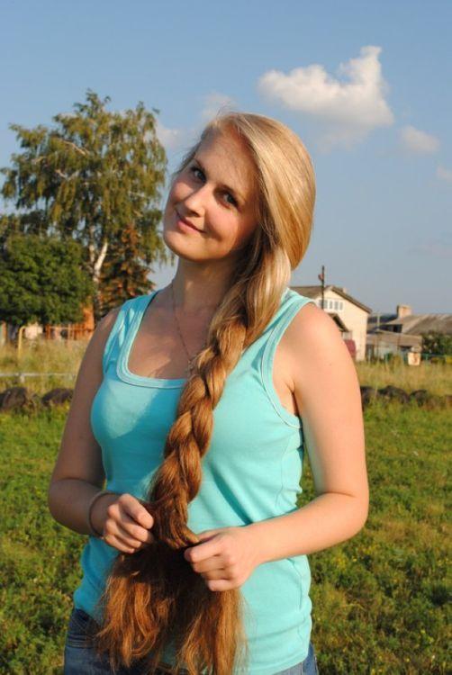 Подборка красивых русских девчонок