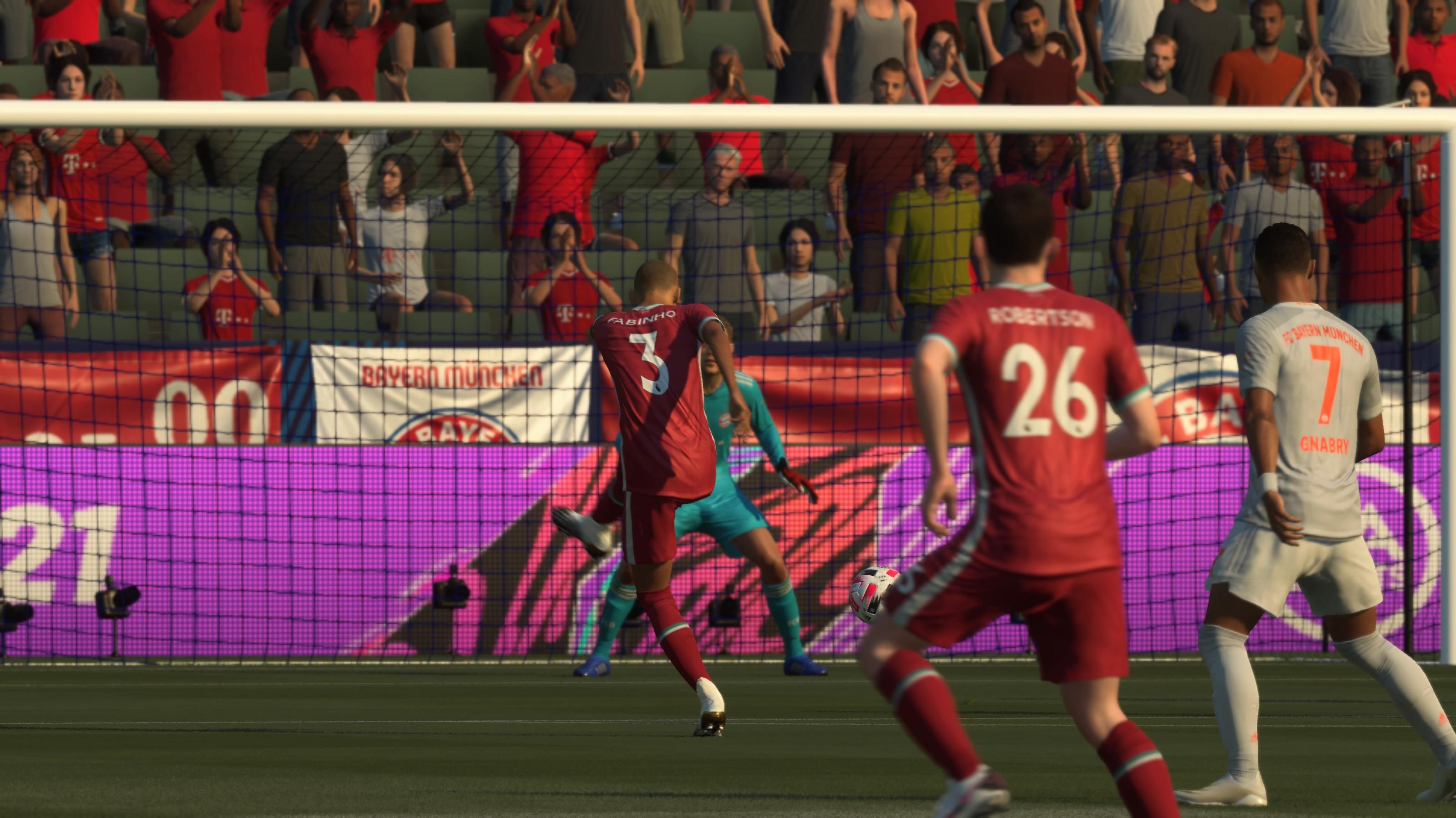 Футбол на закате поколения: обзор FIFA 21